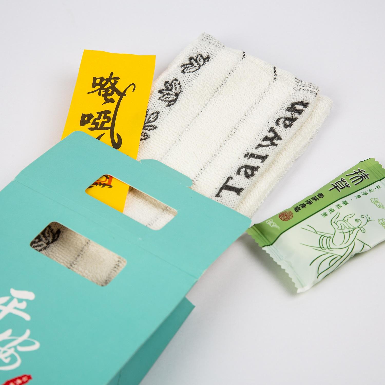 熊貓方巾平安禮盒