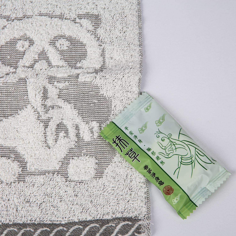 竹炭小方巾