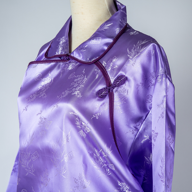 女士鳳仙裝(紫色)