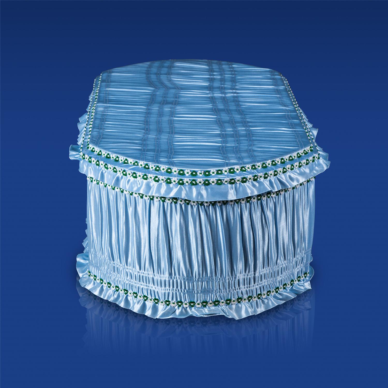 棺木-天使棺90公分藍色-北北基桃